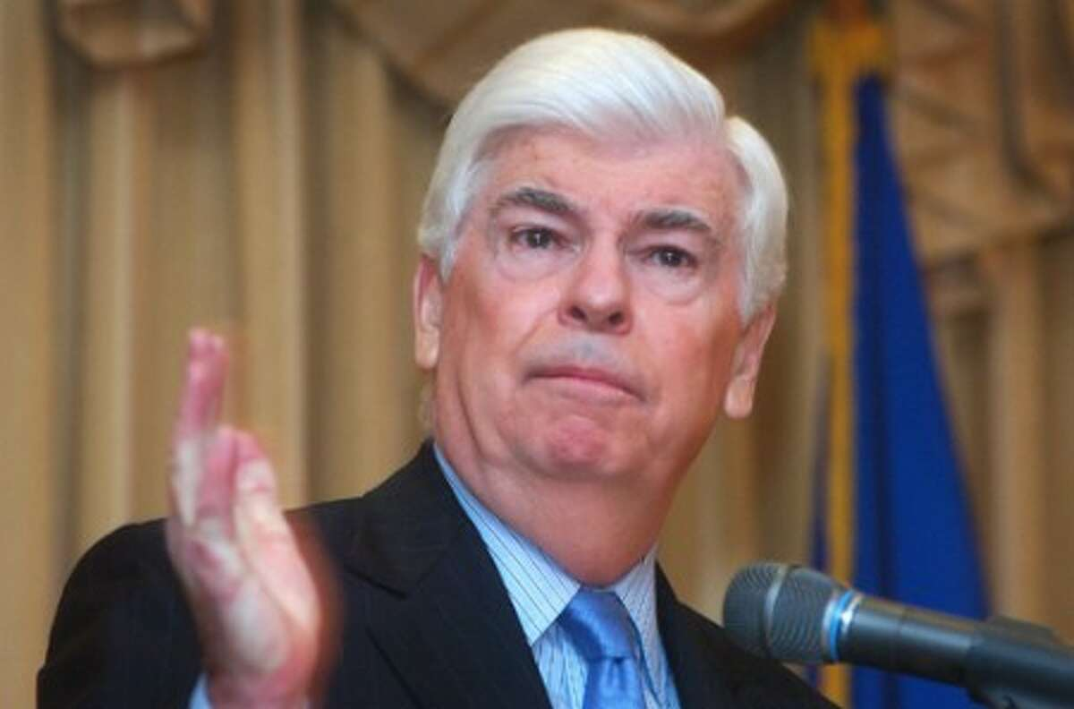 Photo/Alex von Kleydorff. Senator Chris Dodd