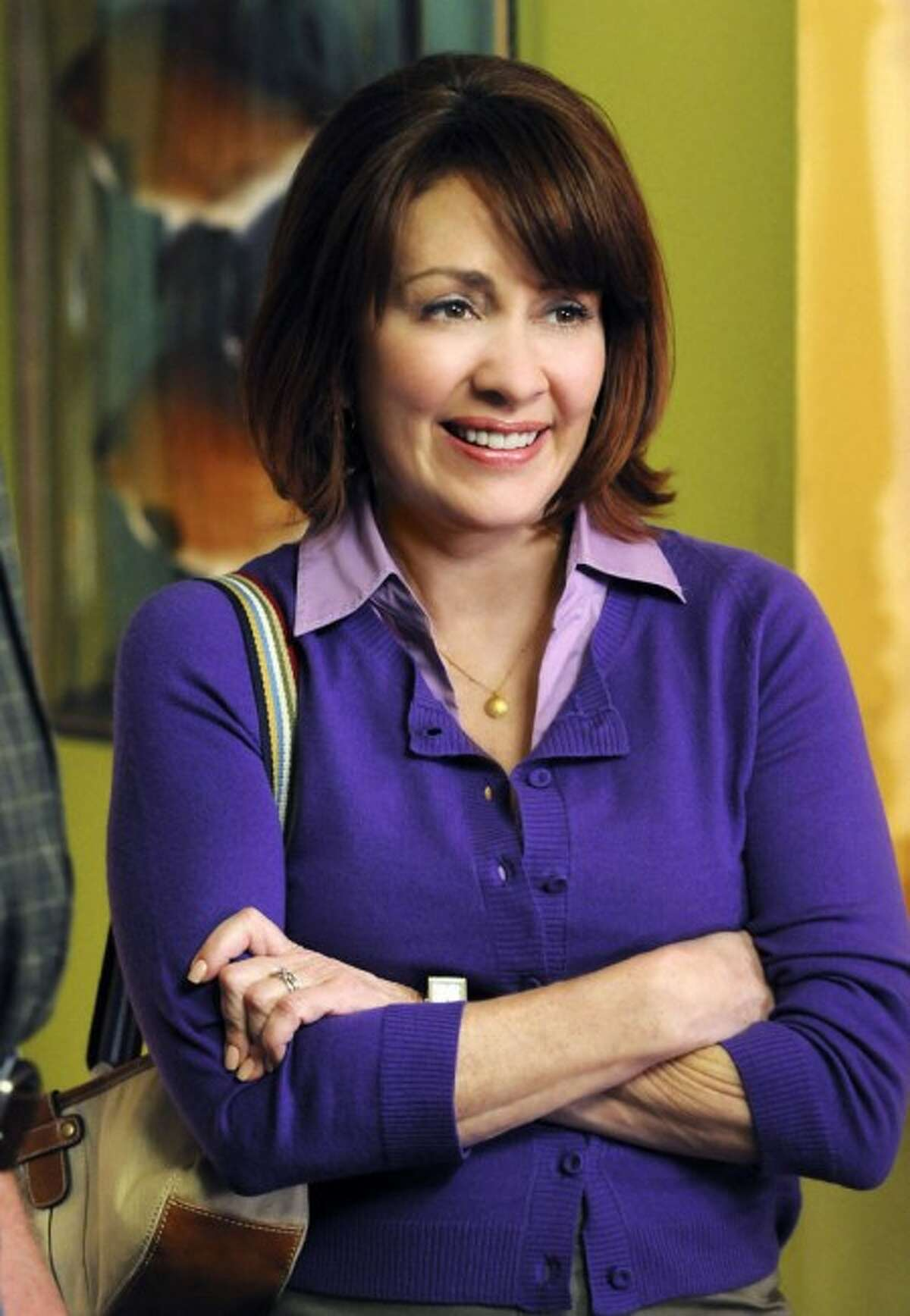 Patricia Heaton portrays Frankie Heck in the family comedy,