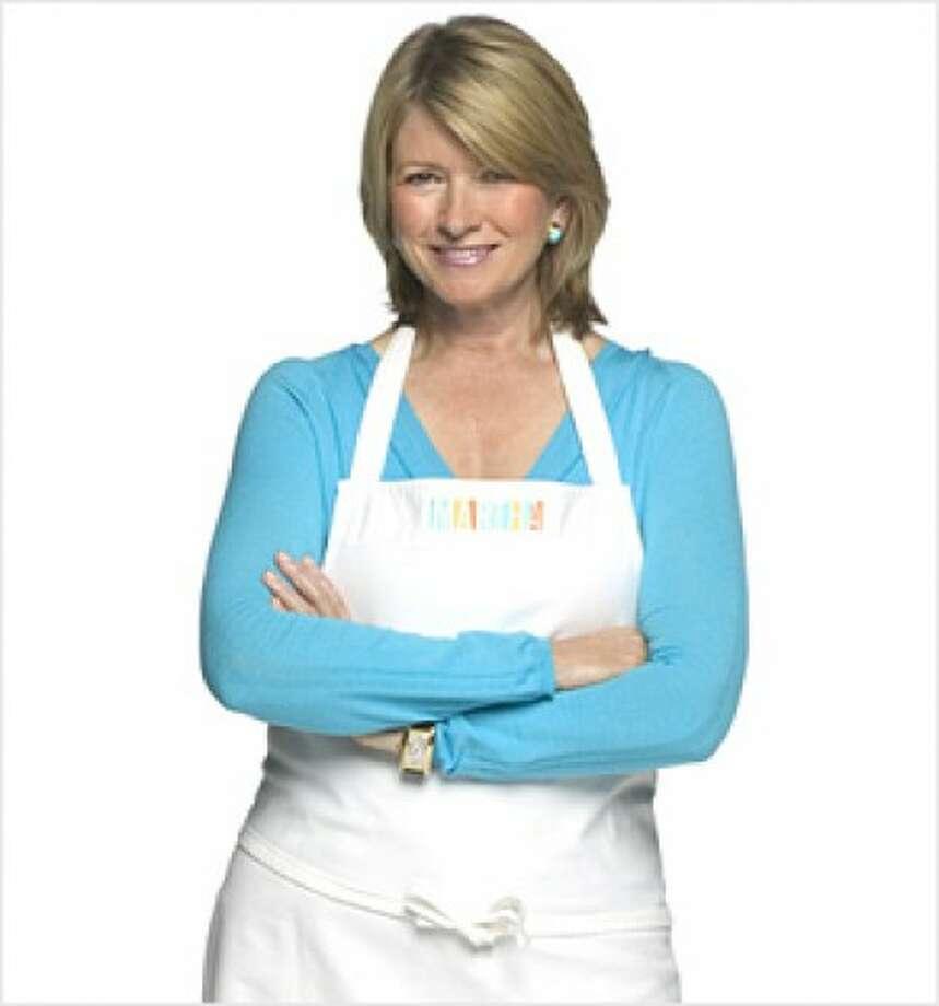 Martha Stewart book signing in Norwalk Thursday