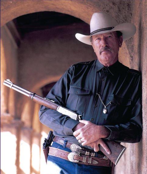 Legendary Texas Ranger Best Selling Author Actor Dies At