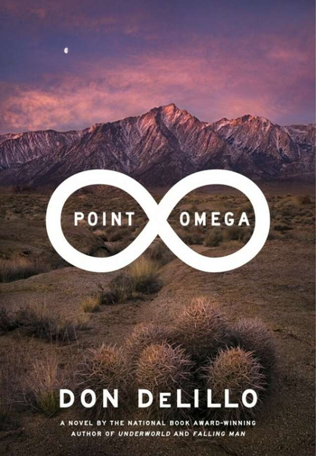 """Don DeLillo''s """"Point Omega"""" is an intriguing and occasionally baffling new work. (Simon and Schuster via Bloomberg News)"""