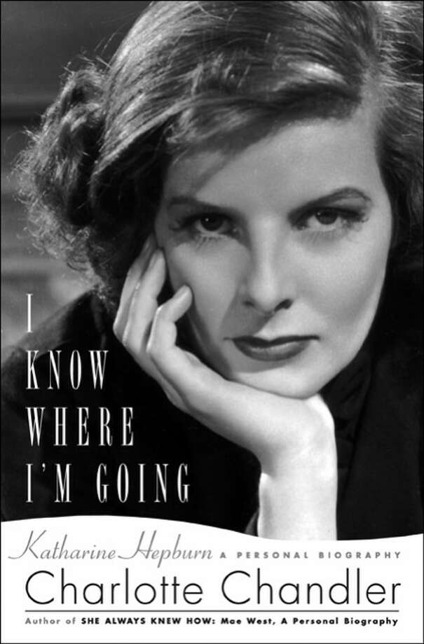 "In this book cover image released by Simon & Schuster, ""I Know Where I''m Going,"" by Charlotte Chandler, is shown. (AP Photo/Simon & Schuster)"
