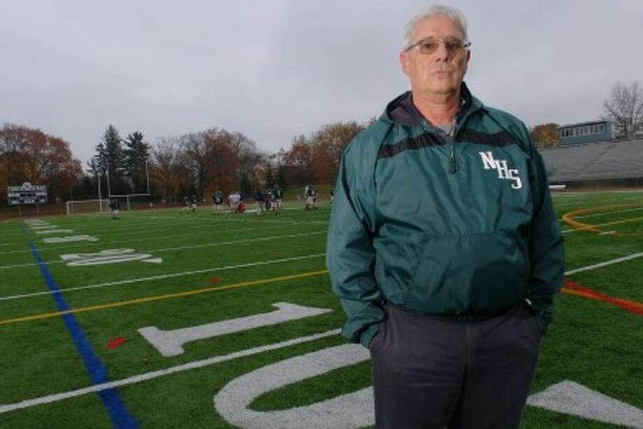 Tucci steps down as Norwalk football coach