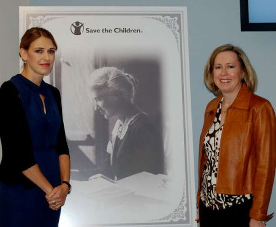 Book pays tribute to Save the Children founder