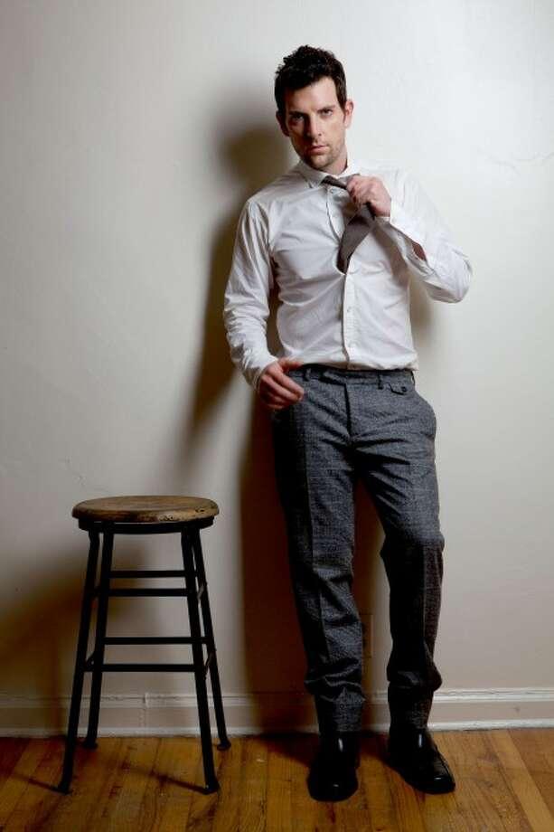 Singer-actor Chris Mann is following his destiny