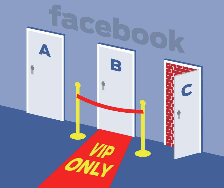 Facebook will vote Monday on a proposal to remove Zuckerberg's voting power in the event that he leave the company. Facebook is among several public companies where the founders have voting control. Just last week, Alphabet voted down a proposal to change a stock structure that favors top management. Photo: Christopher T. Fong / The Chronicle / Christopher T. Fong / The Chronicle