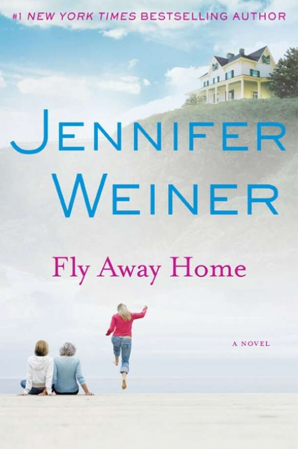 "In this book cover image released by Atria, ""Fly Away Home,"" by Jennifer Weiner is shown. (AP Photo/Atria)"