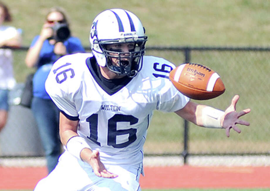 Wilton Football Notebook — In the end, the Cadets surrendered to the Warriors
