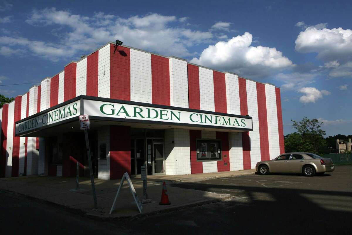 A fixture in the center of Norwalk for decades, the Garden Cinema no longer runs blockbuster movies. Now, it is content to show small art films, foreign films and documentaries.