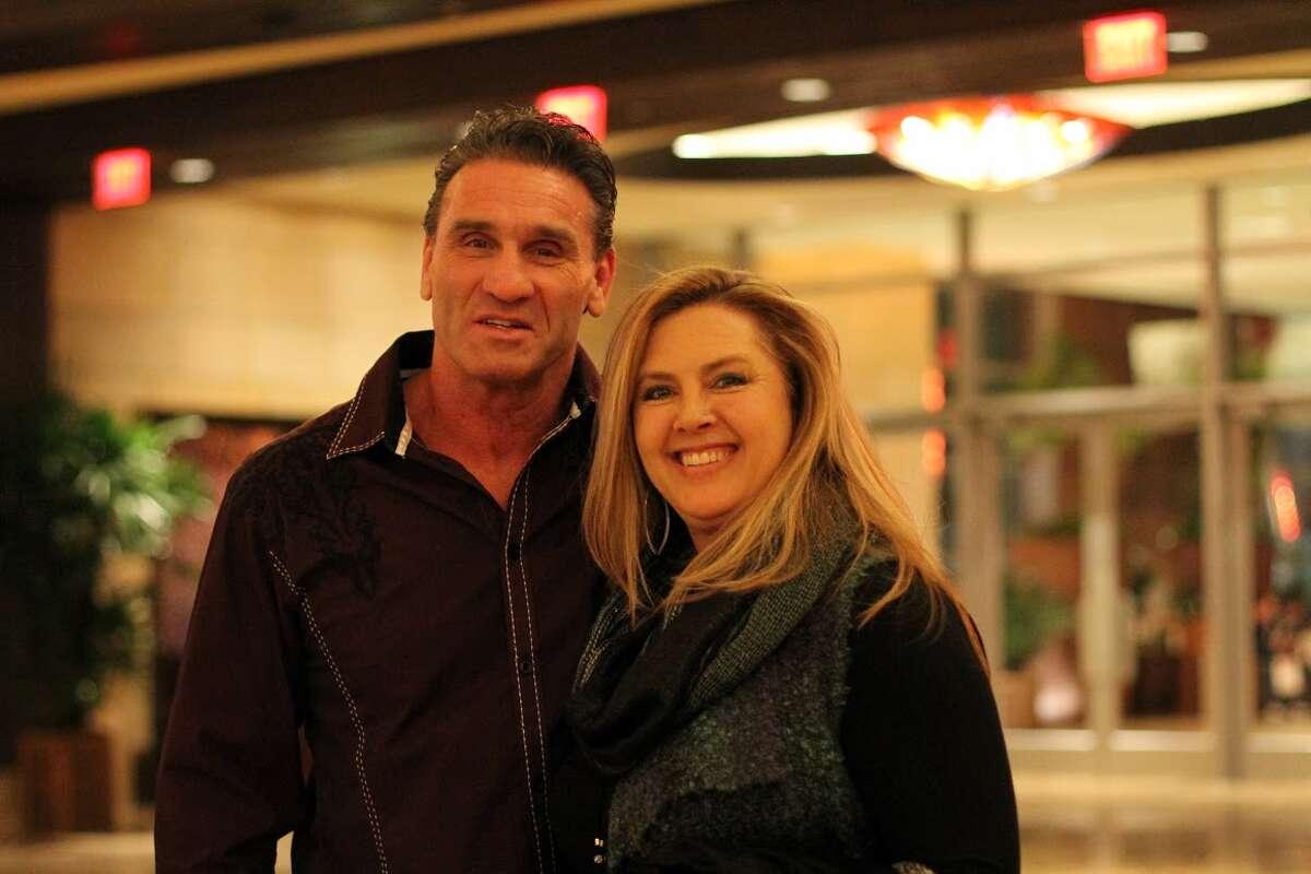 Ken and Tonya Shamrock