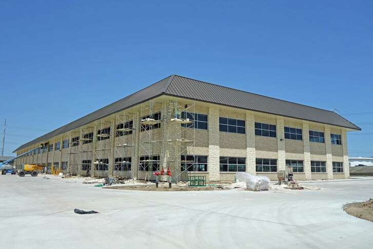 Deerwood Office III is set for completion in August. Dow Chemical Co. has leased 75,920 square feet.