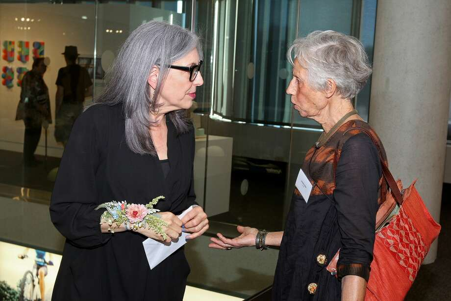 Were You Seen at the opening  reception of Staying Power, an exhibition produced as a tribute to  Art & Culture Program founding director Sharon Bates, at the Albany  International Airport Gallery on Friday, June 17, 2016? Photo: Joe Putrock/Special To The Times Union