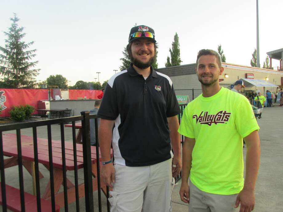 Were you Seen at opening night of the Tri-City ValleyCats baseball  game at Joseph L. Bruno Stadium in Troy on Friday, June 17, 2016?  Photo: Jessica Winans