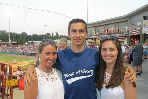 Were you Seen at opening night of the Tri-City ValleyCats baseball  game at Joseph L. Bruno Stadium in Troy on Friday, June 17, 2016?