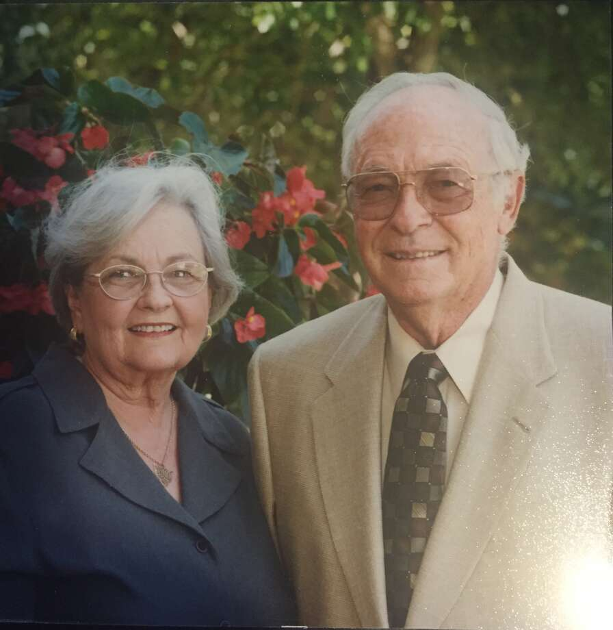 A family photograph shows Richard Culpepper and Nancy Culpepper. The San Antonio couple were killed while vacationing in Mexico after being swept from a beach by a large wave Wednesday. Photo: Courtesy Of The Culpepper Family