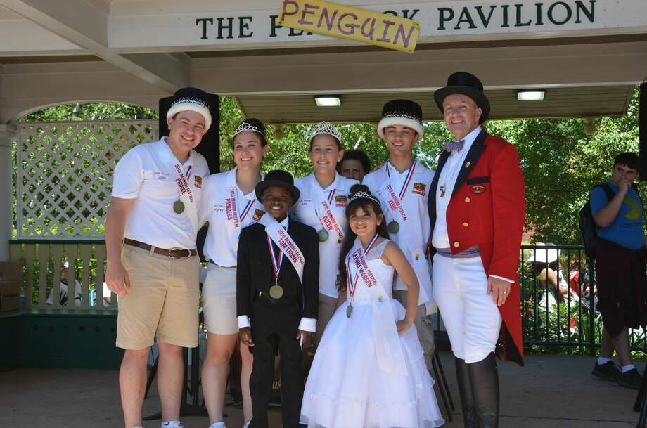 The Barnum Festival's annual Wing Ding Parade for Kids was held on June 18, 2016 at the Beardsley Zoo. Children dressed in costume and enjoyed face painting, magicians, performers and more. Were you SEEN? Photo: Vic Eng / Hearst Connecticut Media Group