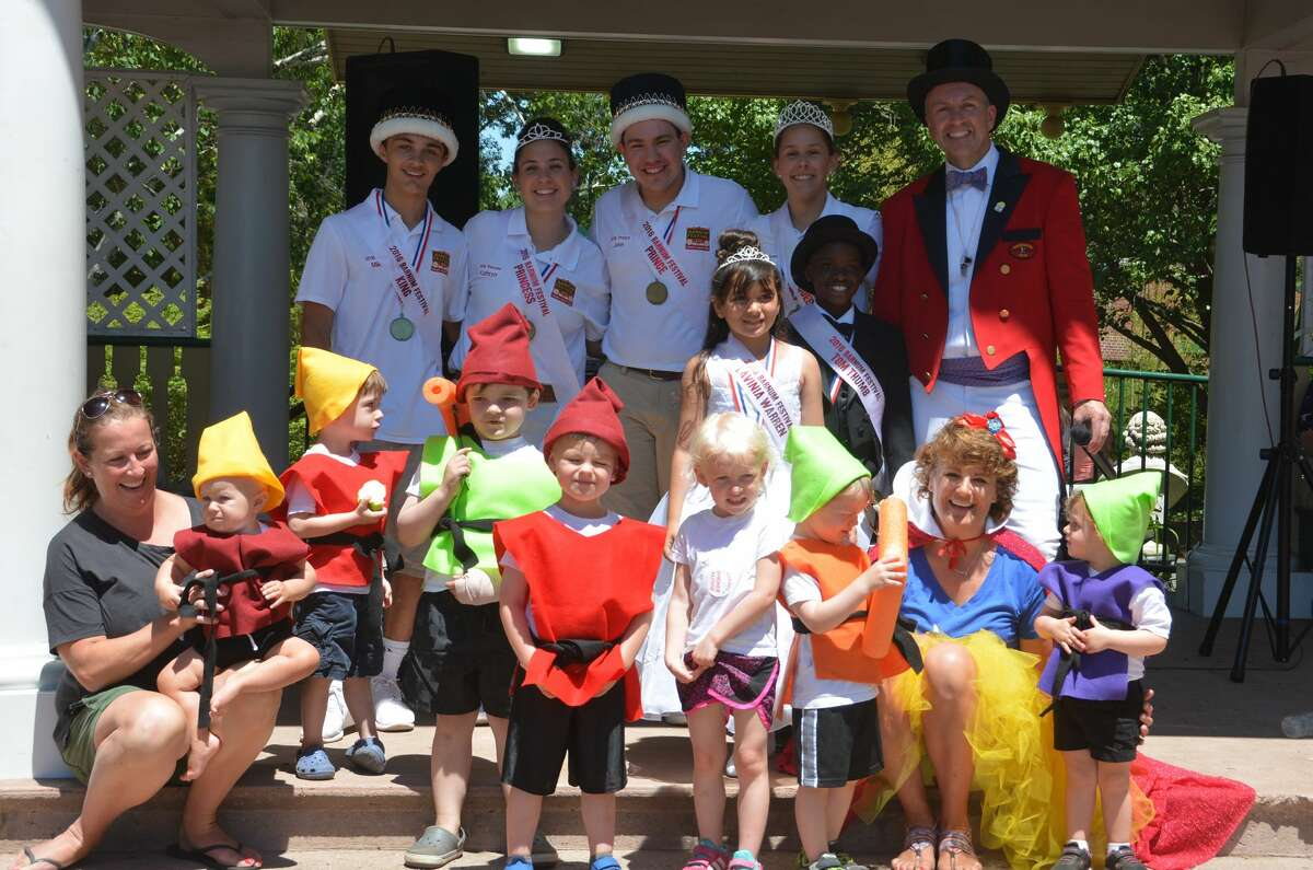 The Barnum Festival's annual Wing Ding Parade for Kids was held on June 18, 2016 at the Beardsley Zoo. Children dressed in costume and enjoyed face painting, magicians, performers and more. Were you SEEN?