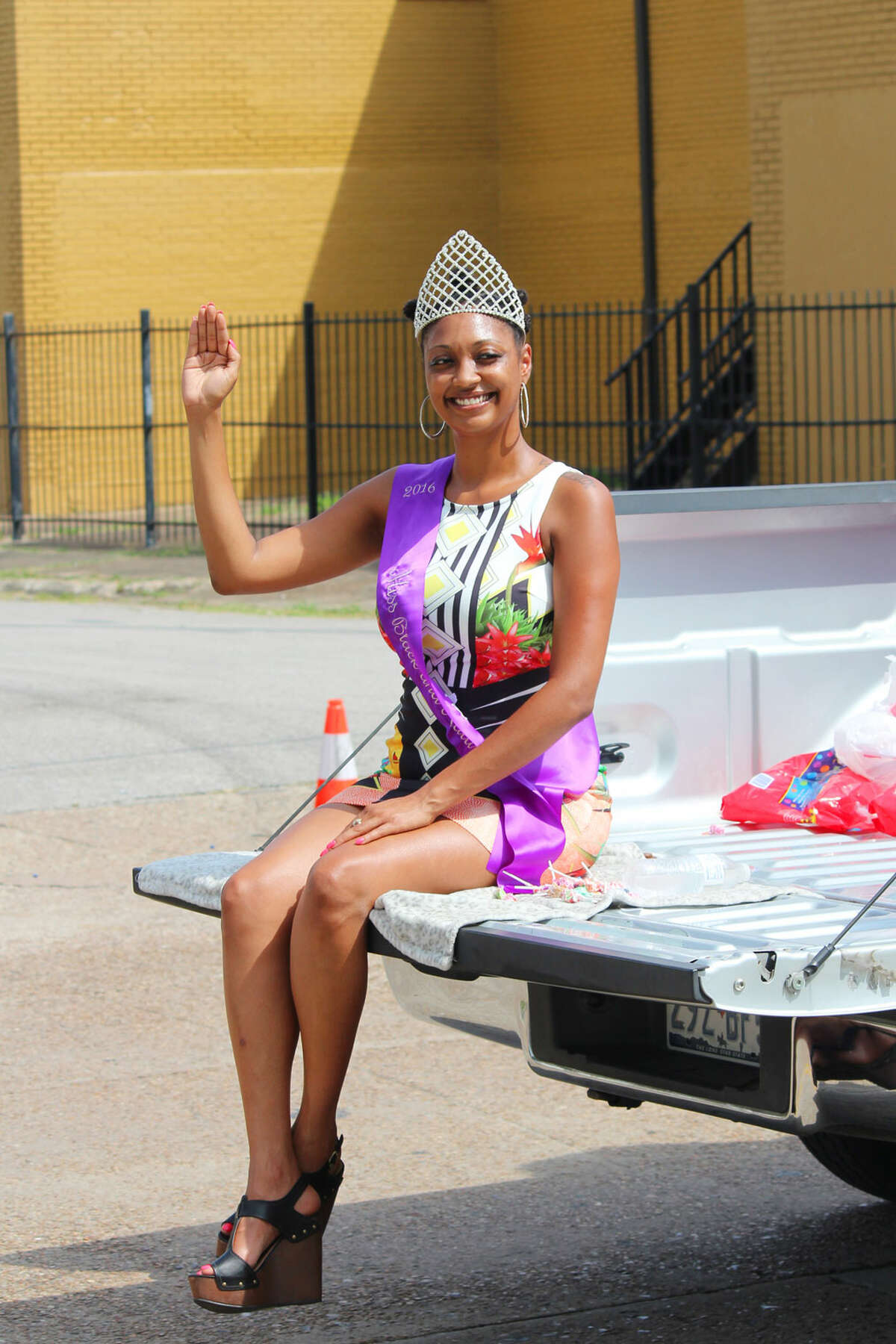 Scenes from the Juneteenth Festival and Parade on Saturday June 18, 2016.
