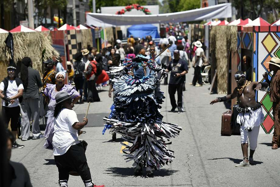 juneteenth takes over the bay