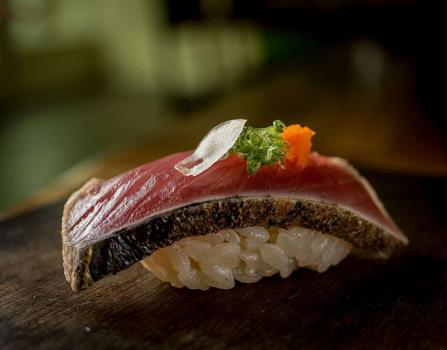 Bonito at Ju Ni  in San Francisco, California, is seen on June 17th, 2016. Photo: John Storey, Special To The Chronicle
