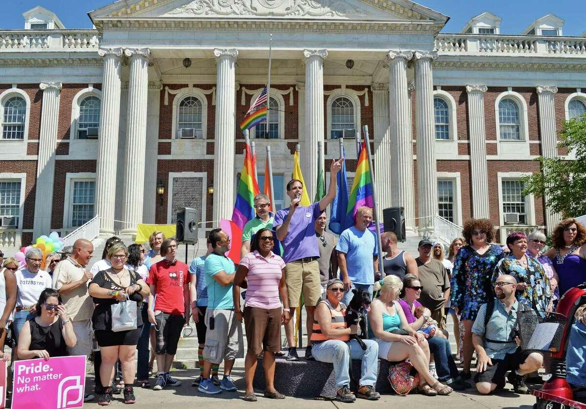 Schenectady Pride.