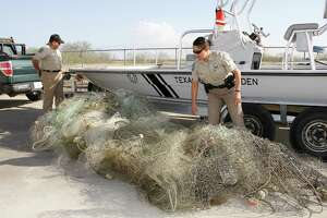 Texas' Operation Game Thief program, funded by private donations and sponsorships, gives the public an easy way of passing along to state game wardens information on wildlife/fisheries-related crimes such as use of highly destructive and illegal gill nets.