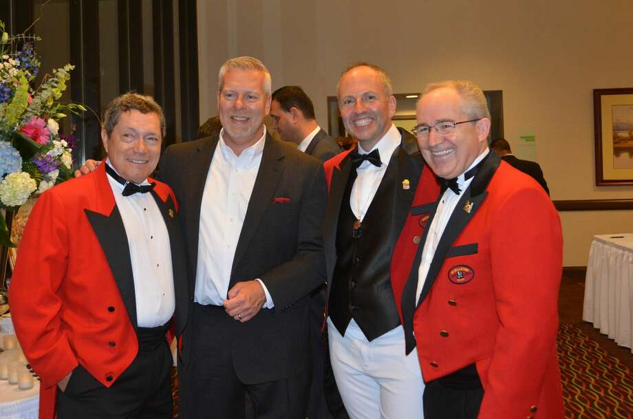 The Barnum Festival Ringmaster's Ball was held on June 18, 2016 in Bridgeport. The black-tie event honored 2016 Ringmaster Jason Julian and his predecessor Ringmasters. Guests enjoyed dinner, dancing and a silent auction. Were you SEEN? Photo: Vic Eng / Hearst Connecticut Media Group