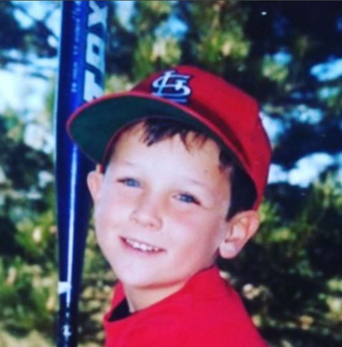 He started his baseball career when he was just four years old. His family says that during his first tee-ball game he turned an unassisted triple play. The Astros are waiting for him to make an encore.