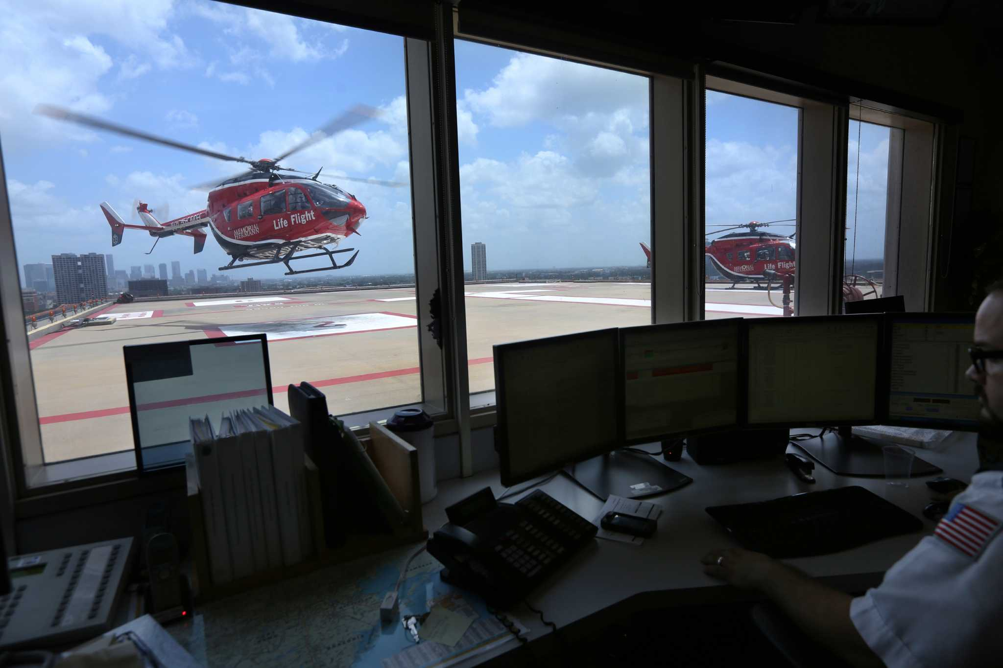 Houston area getting four high-level trauma centers