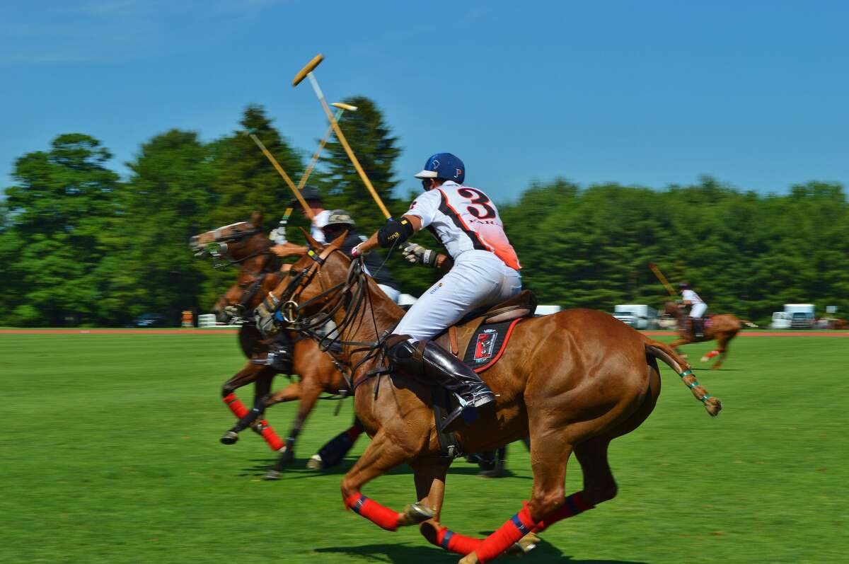 The Monty Waterbury Cup final was held at the Greenwich Polo Club on June 19, 2016. Were you SEEN?