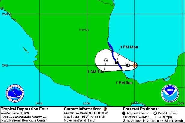 National Hurricane Center graphic: nhc.noaa.gov