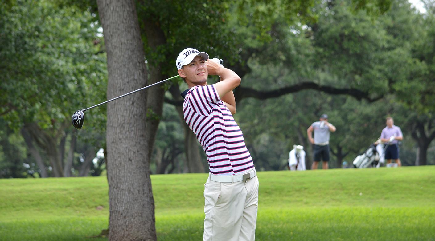 Amateur golfers association reserve