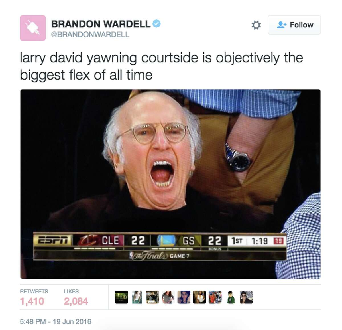 Fans reacted to Game 7 of the NBA Finals on social media.