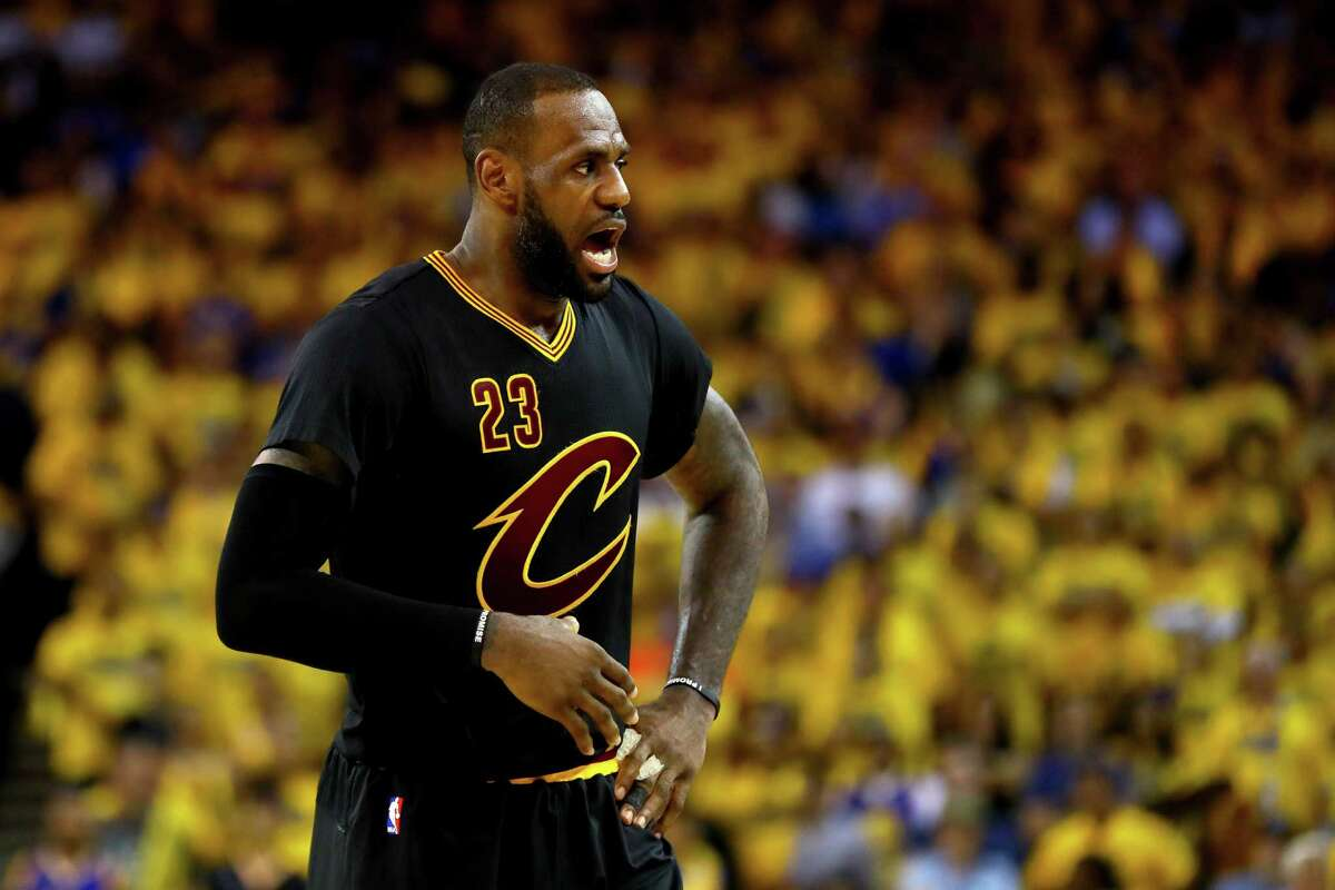 FANTASIES LeBron James, Cleveland James made it clear he does not intend to go anywhere. He likely will be a free agent, but he has everything he wants in Cleveland.