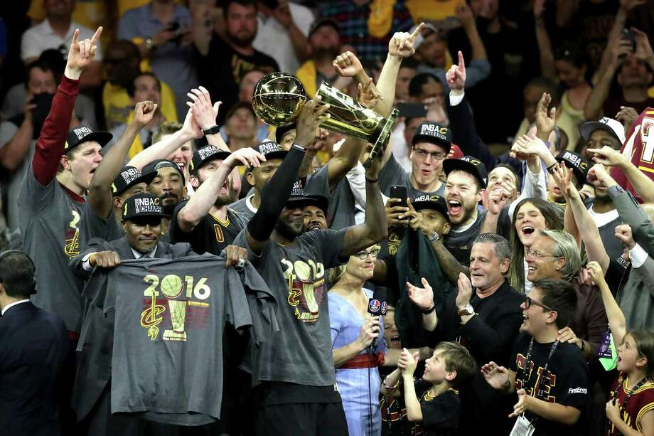 Finals Game 7 Recap: NBA Champion Cavaliers 93, Former NBA Champion Warriors 89 (or, A Promise Fulfilled… A Curse Broken… A History Forever Changed) – Cavs: The Blog
