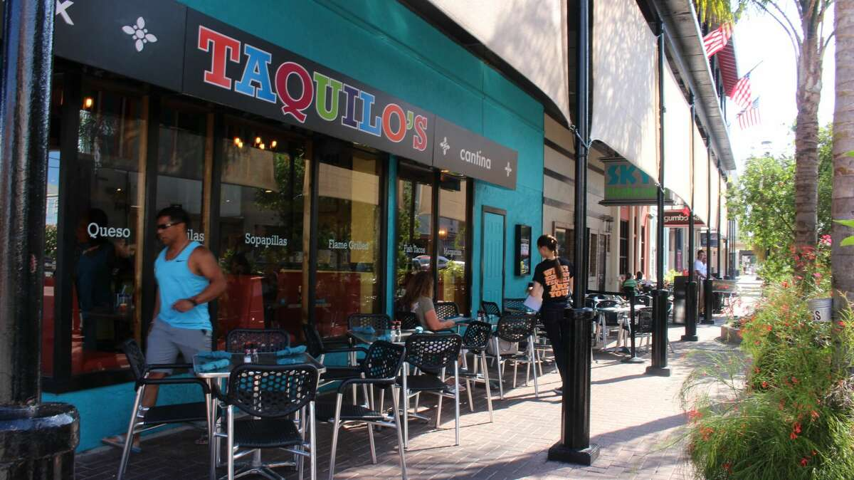 Taquilo's is now open at 2101 Postoffice St. in Galveston.
