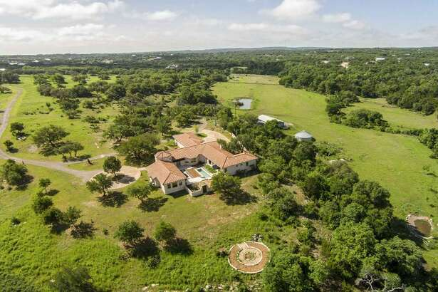 "The 53-acre ""Calohan Creek Ranch"" is listed for sale in Dripping Springs, Texas."