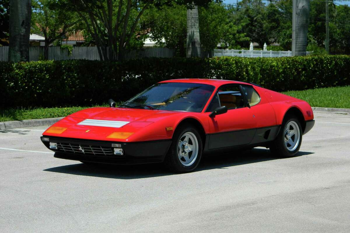 1984 FERRARI 512 BBI-With coachwork by Scaglietti, the 512 Berlinetta Boxer series is the last truly handmade Ferrari. Powered by a 340hp Flat 12 engine, the 512 BBi is shifted by way of a 5-speed rear-mounted transaxle controlled by an iconic gated shifter. 17,592 km (10,931 original miles)