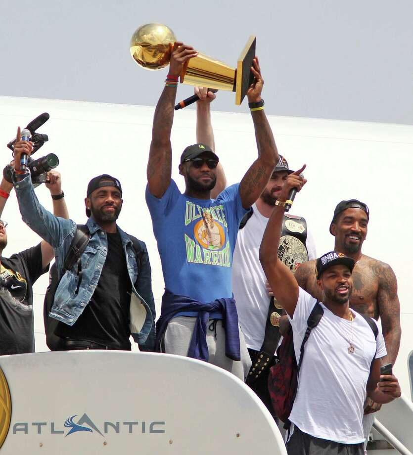 Check Out The Cavaliers Partying In Las Vegas Early This