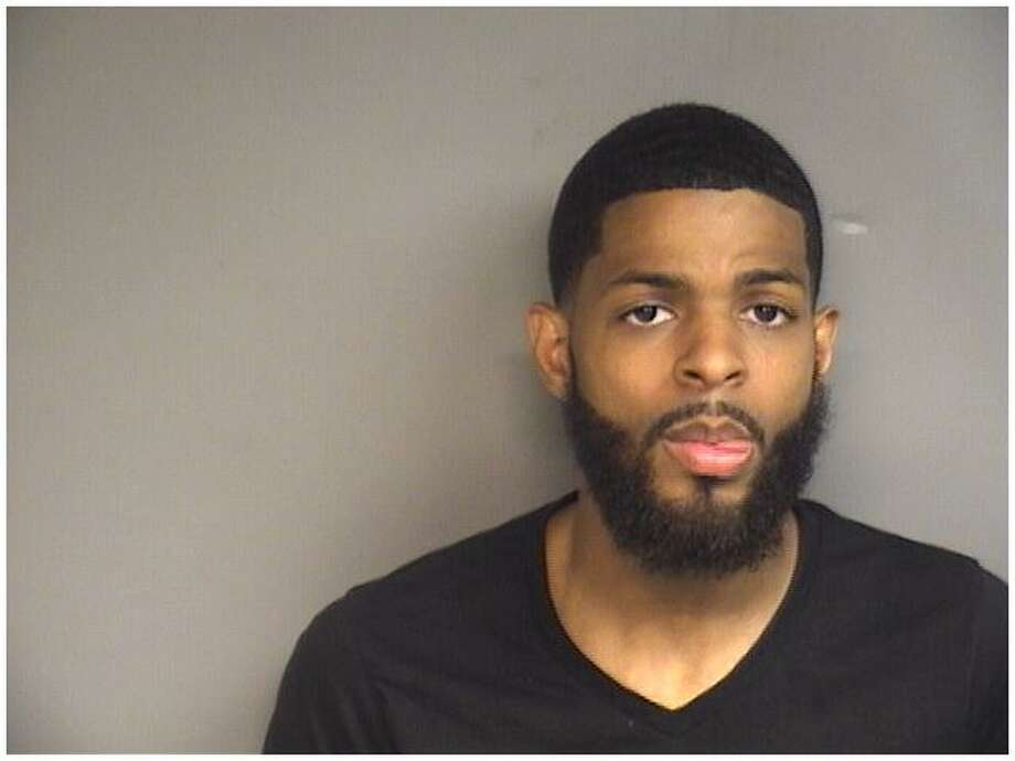 Tyree Bryant, 24, of Stamford, was charged with burglary on Saturday. Photo: Stamford Police / Contributed