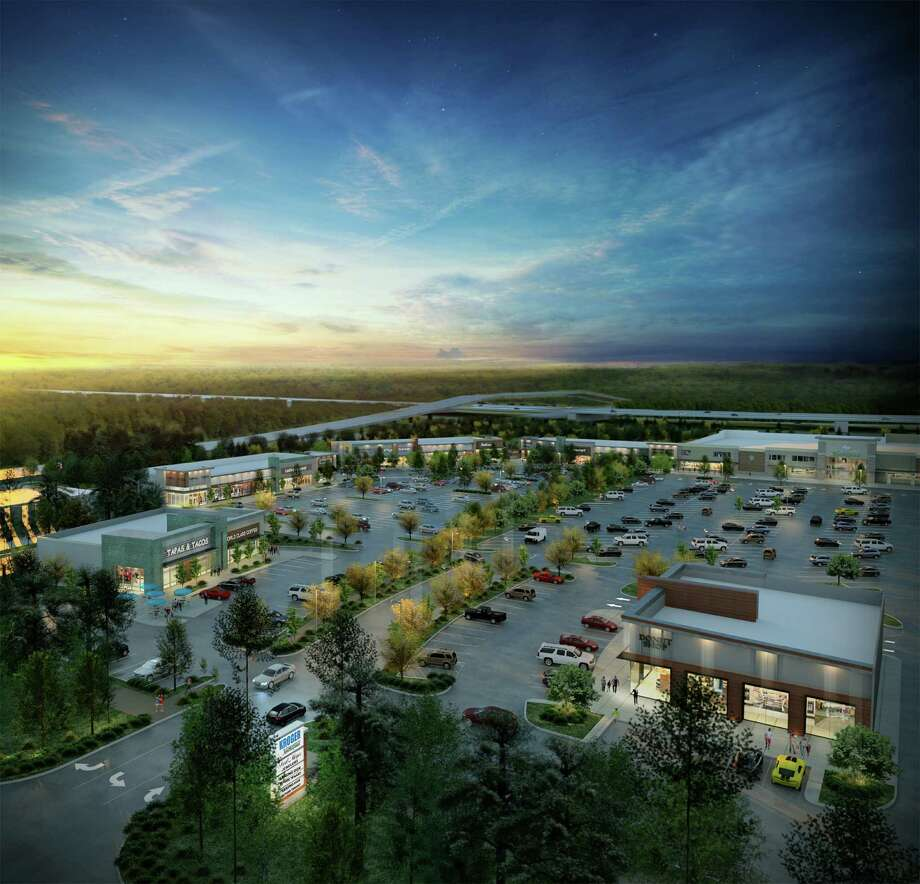 The Market at Springwoods Village is a joint venture of Regency Centers and CDC Houston. Photo: Garrett