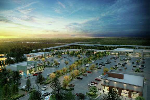 The Market at Springwoods Village is a joint venture of Regency Centers and CDC Houston.