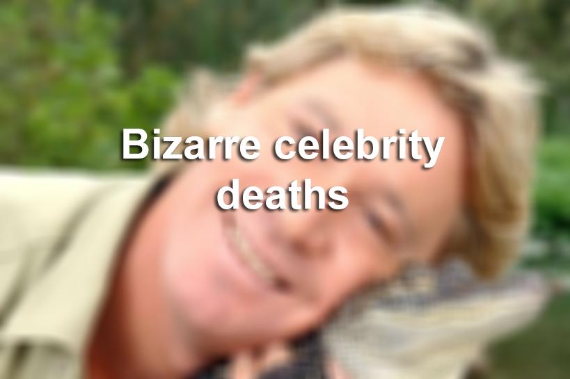 10 of the Weirdest Deaths - weird deaths, strange deaths ...