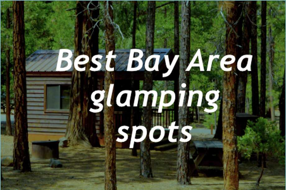 Best Bay Area glamping spots: Where to camp without roughing it