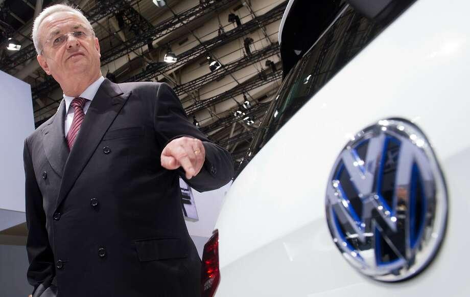 German prosecutors open investigation of former VW CEO