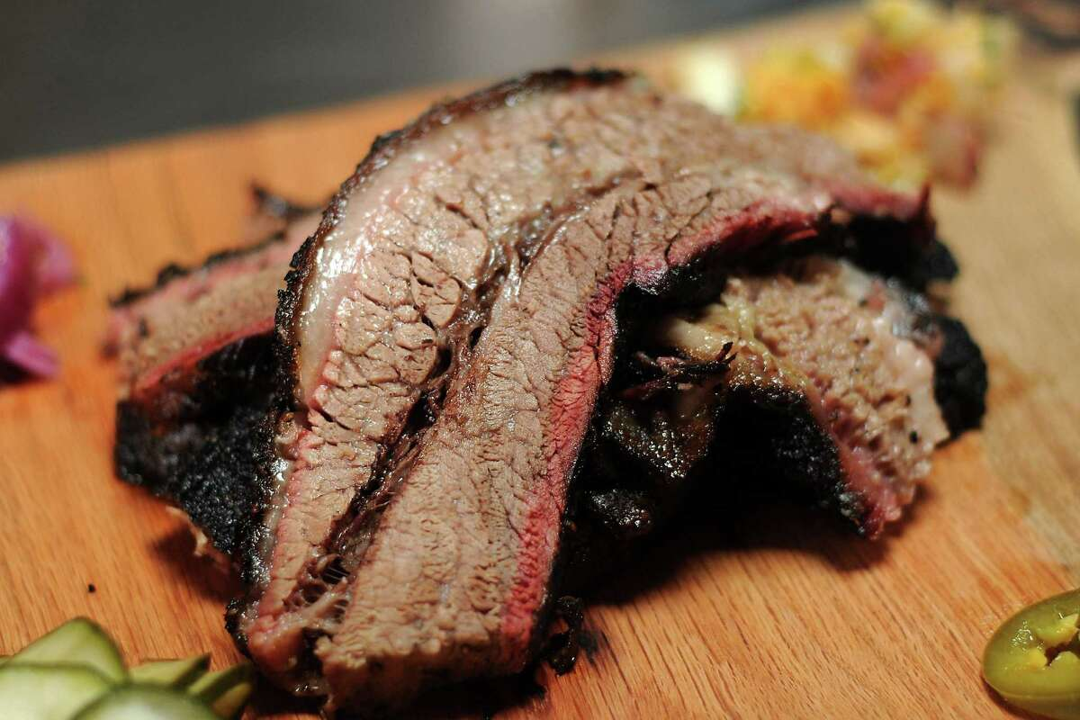 A Texas A&M professor's research shows beef brisket is high in oleic acid, which regulates good and bad cholesterol. Click through the slideshow to learn all the brisket lingo you need to know.