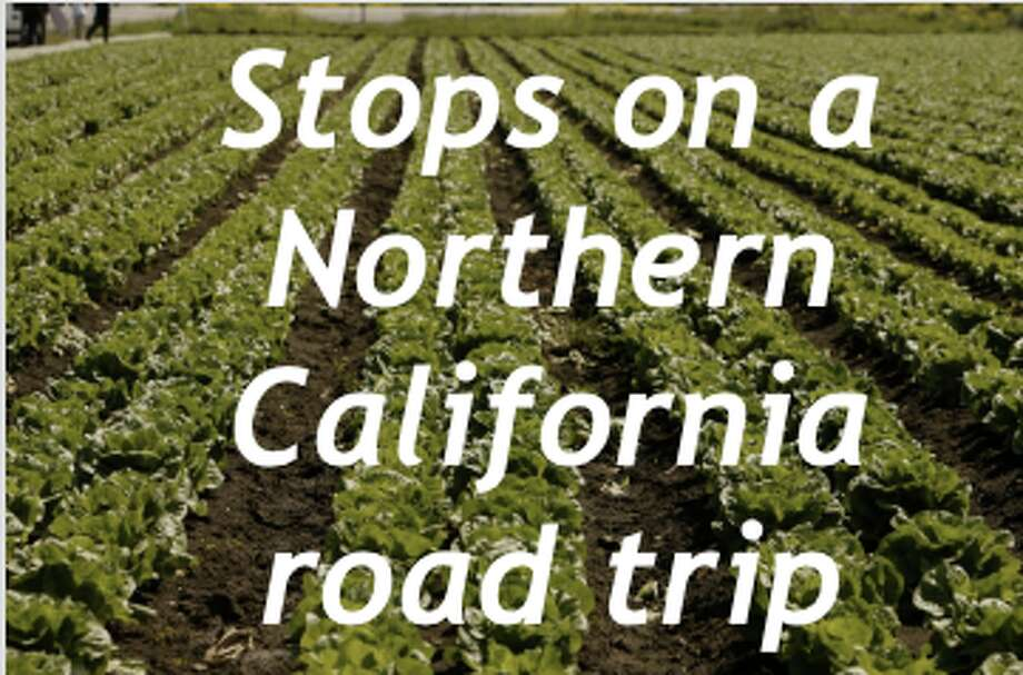 Stops, sights along a scenic NorCal road trip