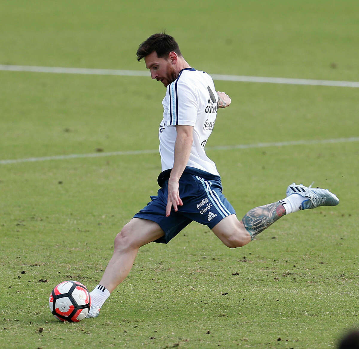 PLAYERS TO WATCH Argentina Lionel Messi FC Barcelona's $41 million man is on the short list of the world's greatest players. He has scored 312 goals for the La Liga side since his 2004 debut.