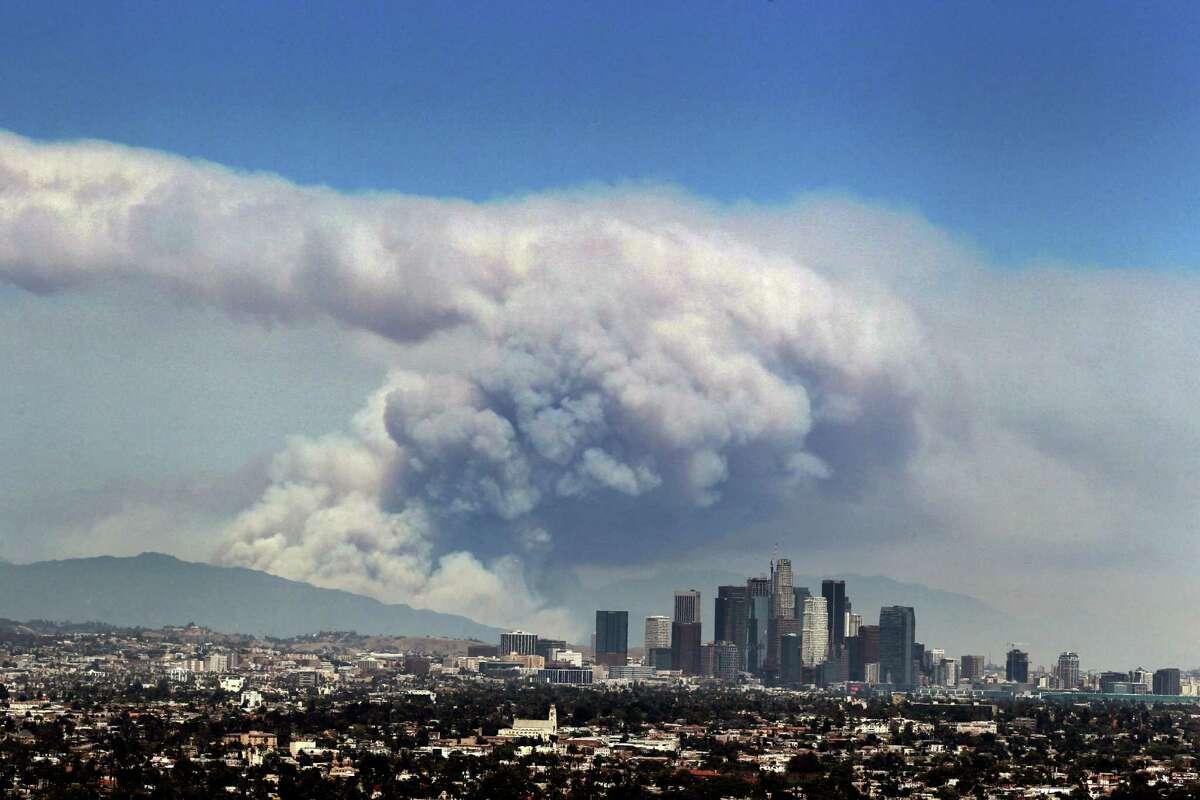 2. Los Angeles, CA:9.5 years