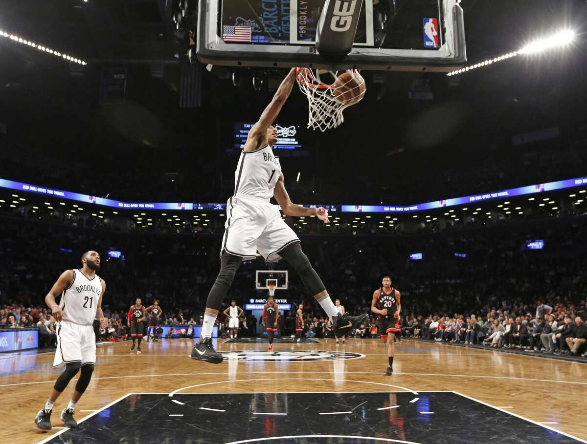 2015: Chris McCullough (Syracuse) to Nets 24 GP, 15.1 MPG, 4.7 PTS, 2.8 TRB, 0.4 AST, 0.3 Win Shares The rail-thin forward was finally thrust into the rotation at the end of the Net's abysmal season.